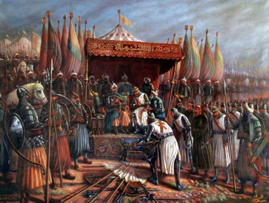 Papal Libertarianism and theCrusades