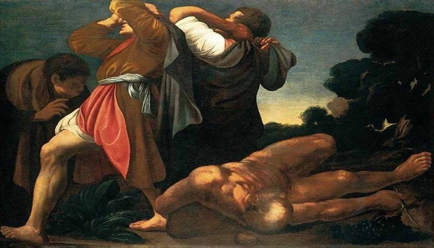 What was the Nakedness ofNoah?